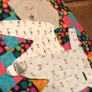 🐶 5/$20 3-6 mommy bundle EUC outfit / sleeper
